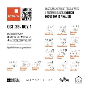 GTBank Lagos Fashion and Design Week & British Council Fashion Focus - bellanaija - October 2014