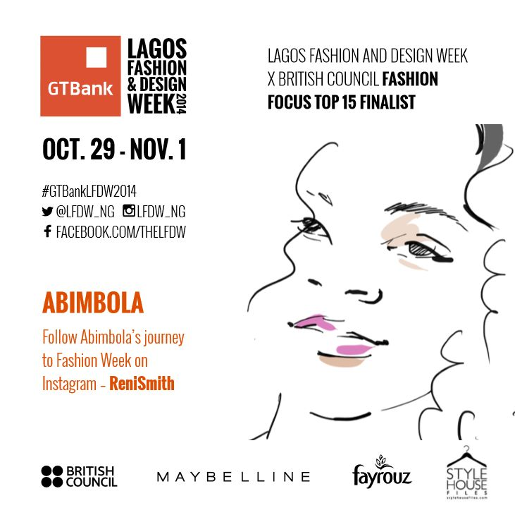 GTBank Lagos Fashion and Design Week & British Council Fashion Focus - bellanaija - October 2014001