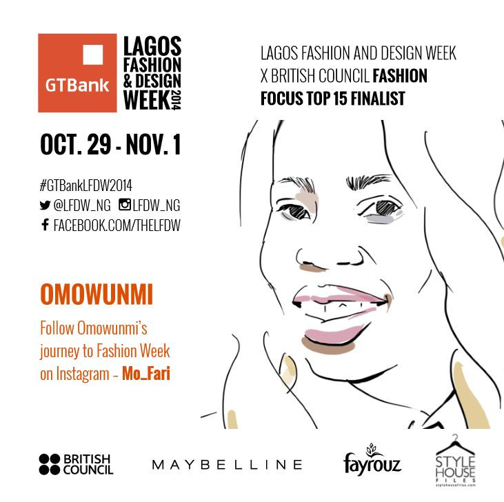 GTBank Lagos Fashion and Design Week & British Council Fashion Focus - bellanaija - October 20140011