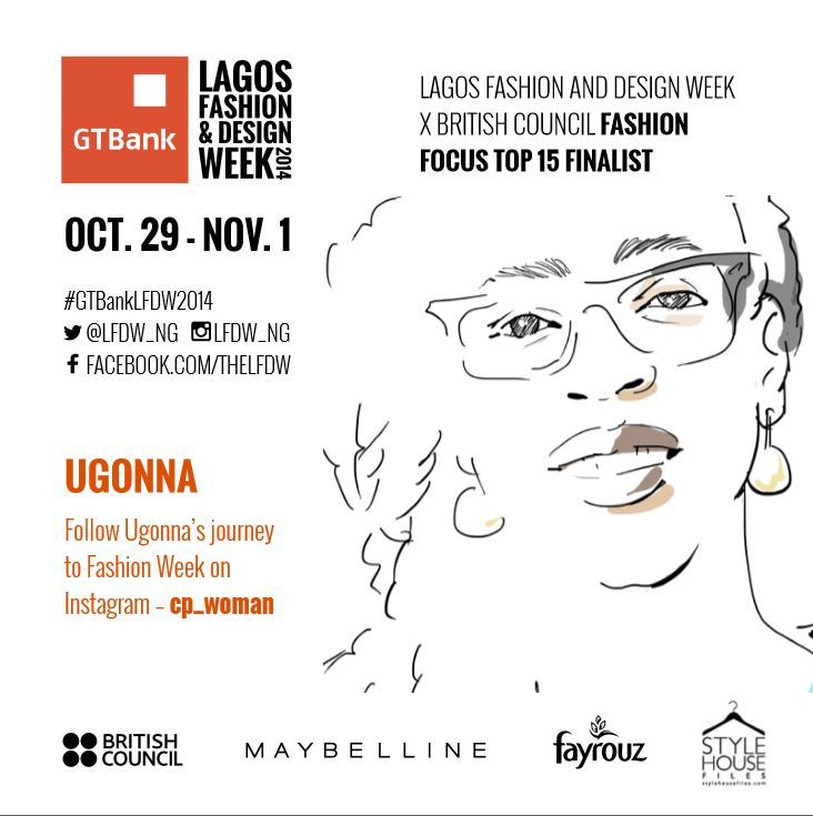 GTBank Lagos Fashion and Design Week & British Council Fashion Focus - bellanaija - October 20140015