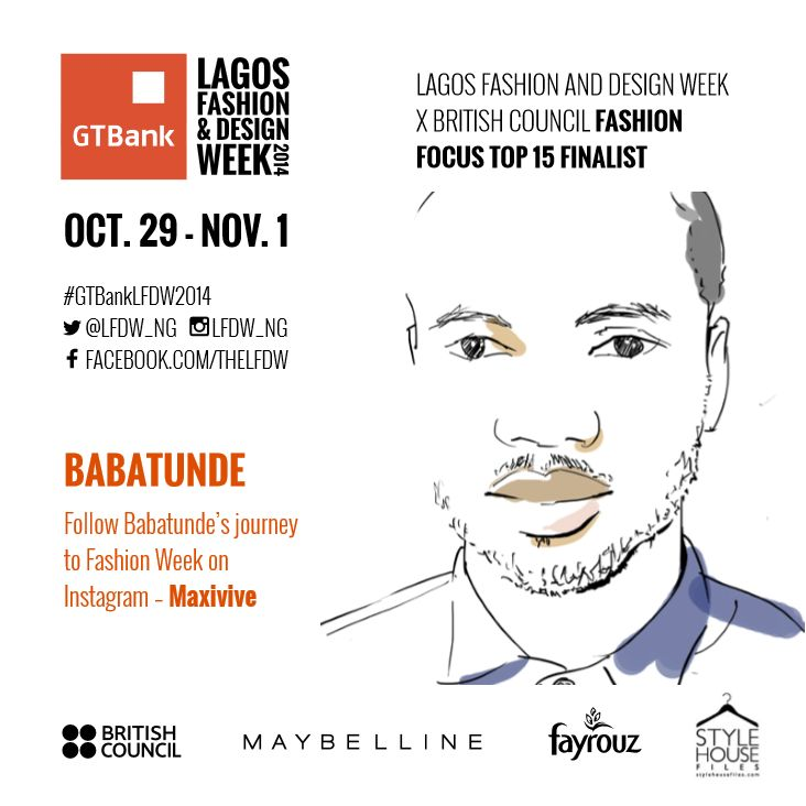 GTBank Lagos Fashion and Design Week & British Council Fashion Focus - bellanaija - October 2014003