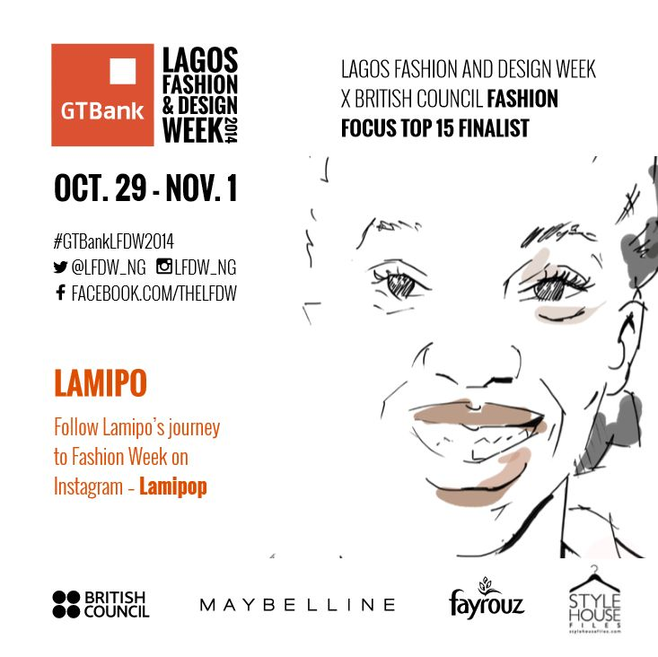 GTBank Lagos Fashion and Design Week & British Council Fashion Focus - bellanaija - October 2014005