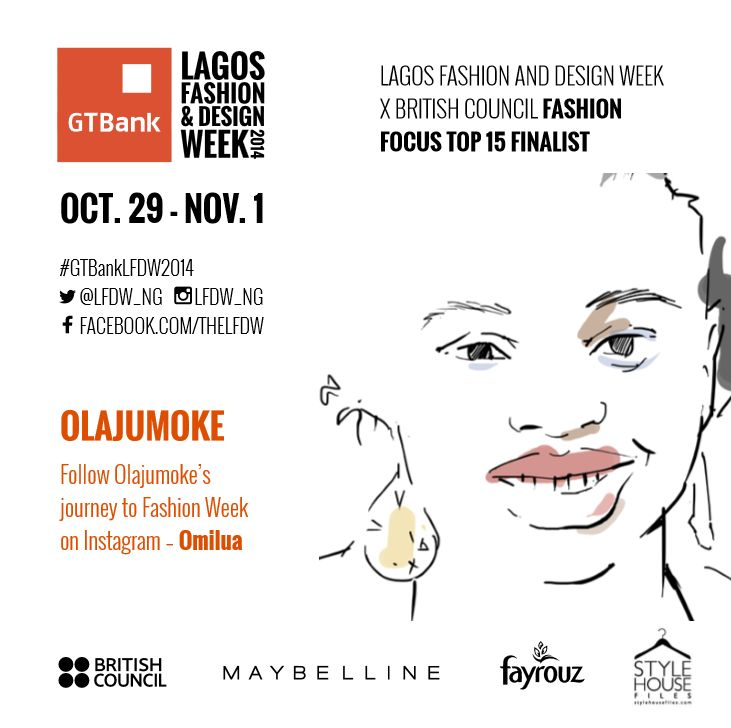 GTBank Lagos Fashion and Design Week & British Council Fashion Focus - bellanaija - October 2014008