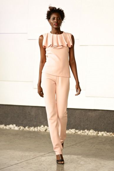 GTBank Lagos FashionMercedes-Benz Fashion Week Africa 2014 David Tlale - Bellanaija - November2014005
