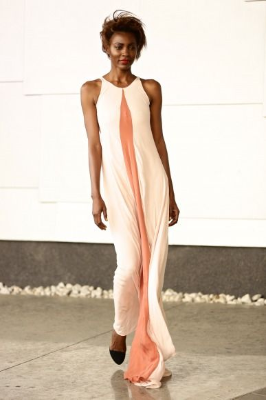 GTBank Lagos FashionMercedes-Benz Fashion Week Africa 2014 David Tlale - Bellanaija - November2014011