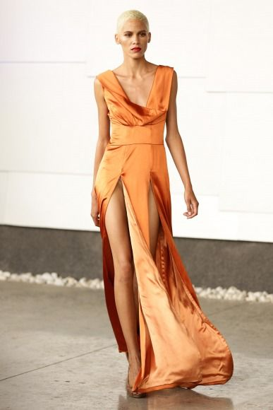 GTBank Lagos FashionMercedes-Benz Fashion Week Africa 2014 David Tlale - Bellanaija - November2014018