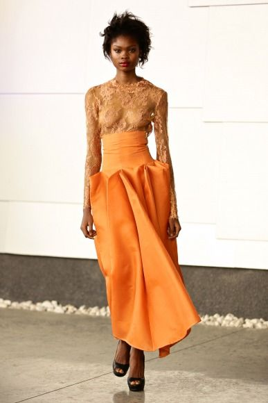 GTBank Lagos FashionMercedes-Benz Fashion Week Africa 2014 David Tlale - Bellanaija - November2014019