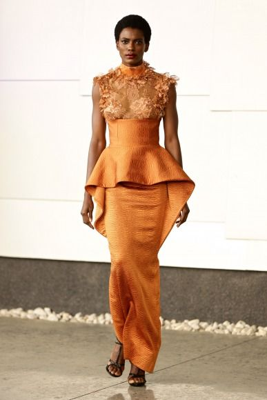 GTBank Lagos FashionMercedes-Benz Fashion Week Africa 2014 David Tlale - Bellanaija - November2014020