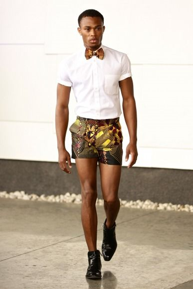 GTBank Lagos FashionMercedes-Benz Fashion Week Africa 2014 David Tlale - Bellanaija - November2014023