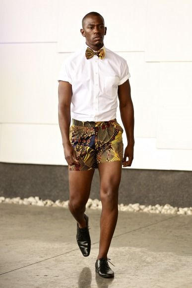 GTBank Lagos FashionMercedes-Benz Fashion Week Africa 2014 David Tlale - Bellanaija - November2014025