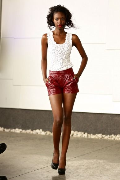 GTBank Lagos FashionMercedes-Benz Fashion Week Africa 2014 David Tlale - Bellanaija - November2014026