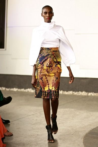 GTBank Lagos FashionMercedes-Benz Fashion Week Africa 2014 David Tlale - Bellanaija - November2014033
