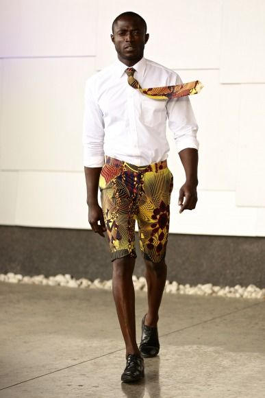 GTBank Lagos FashionMercedes-Benz Fashion Week Africa 2014 David Tlale - Bellanaija - November2014037