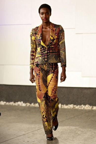 GTBank Lagos FashionMercedes-Benz Fashion Week Africa 2014 David Tlale - Bellanaija - November2014043