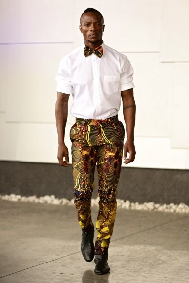 GTBank Lagos FashionMercedes-Benz Fashion Week Africa 2014 David Tlale - Bellanaija - November2014046