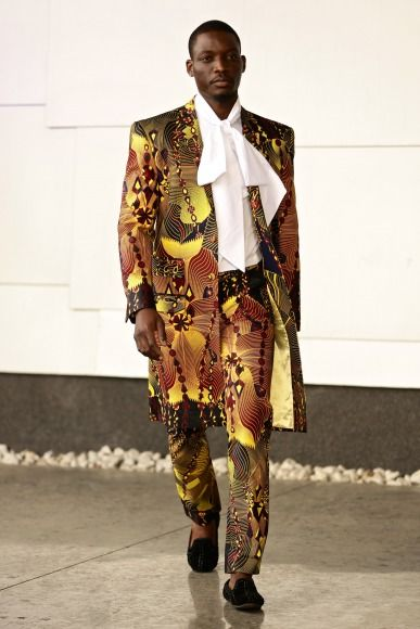 GTBank Lagos FashionMercedes-Benz Fashion Week Africa 2014 David Tlale - Bellanaija - November2014048
