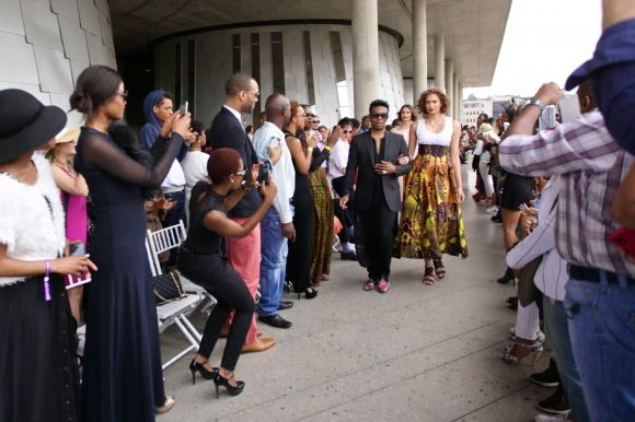 GTBank Lagos FashionMercedes-Benz Fashion Week Africa 2014 David Tlale - Bellanaija - November2014062