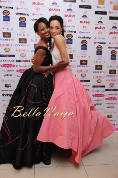 Osas Ighodaro & Eku Edewor
