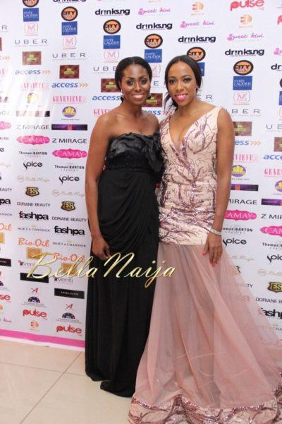 Bridget Awosika & Fade Ogunro