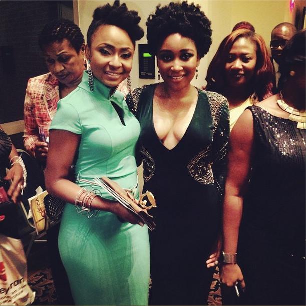 Belinda Effah & Mbong Amata