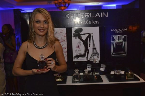 Guerlain Paris launch in Nigeria - Bellanaija - Octoberr2014009