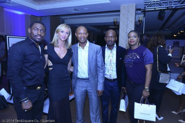 Guerlain Paris launch in Nigeria - Bellanaija - Octoberr2014069