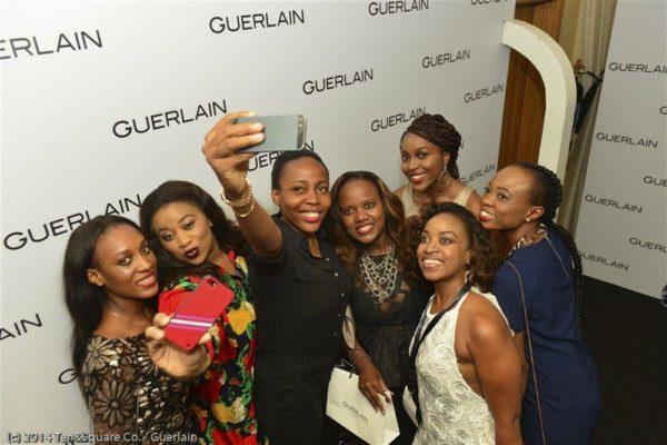 Guerlain Paris launch in Nigeria - Bellanaija - Octoberr2014075