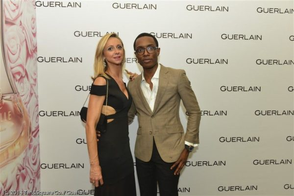 Guerlain Paris launch in Nigeria - Bellanaija - Octoberr2014077