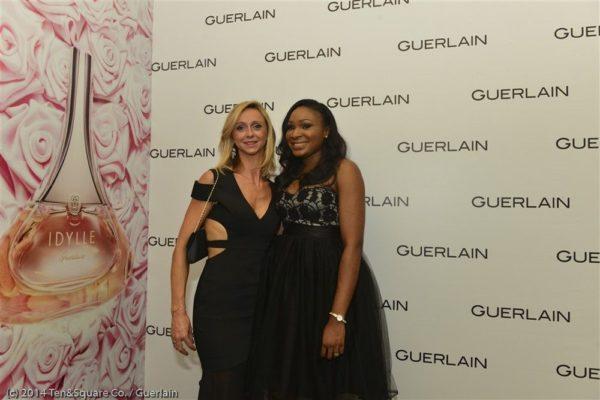 Guerlain Paris launch in Nigeria - Bellanaija - Octoberr2014078