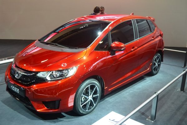 Honda Jazz (1)