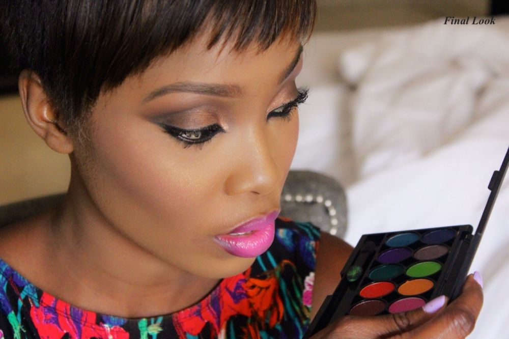 How to Contour & Highlight with Dodos Uvieghara of IAmDodos - Bellanaija - October2014001