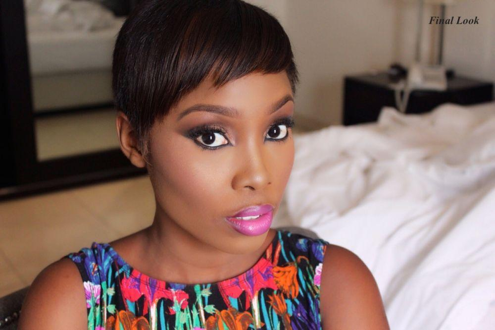 How to Contour & Highlight with Dodos Uvieghara of IAmDodos - Bellanaija - October2014006