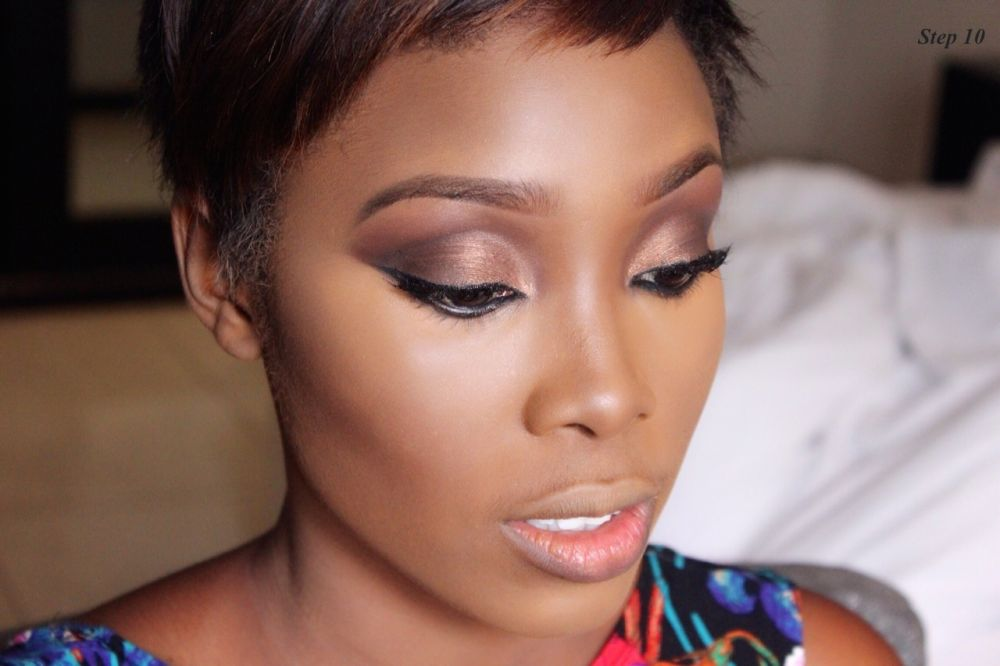 How to Contour & Highlight with Dodos Uvieghara of IAmDodos - Bellanaija - October2014008