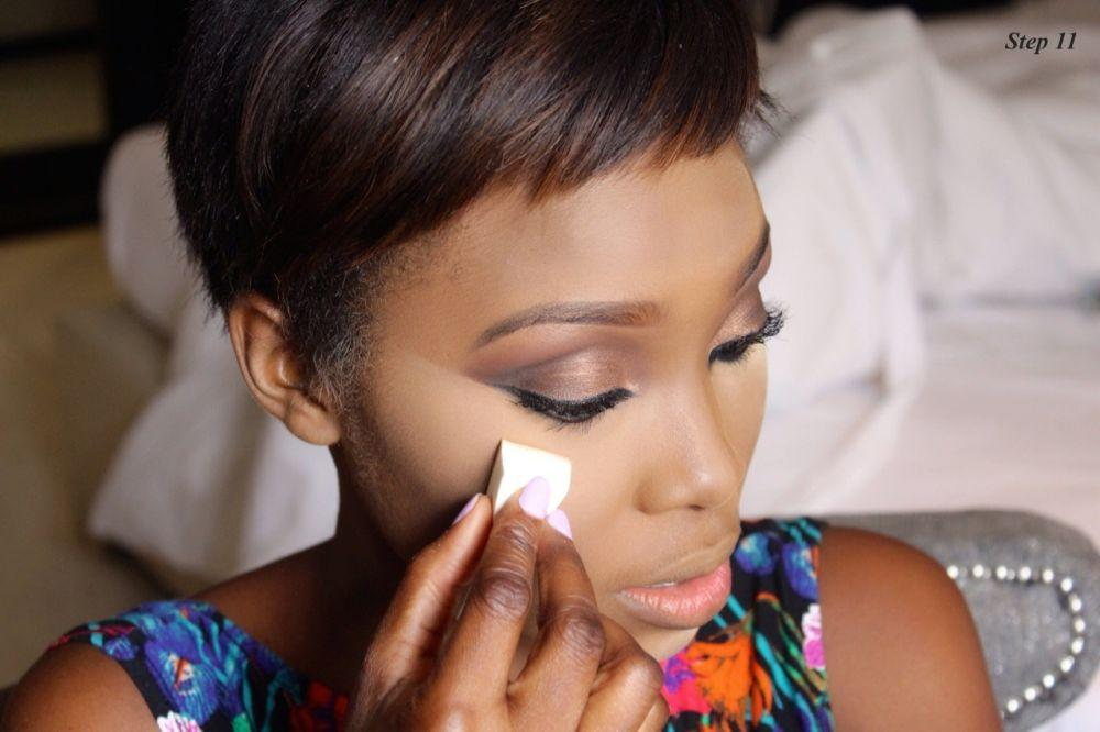 How to Contour & Highlight with Dodos Uvieghara of IAmDodos - Bellanaija - October2014009