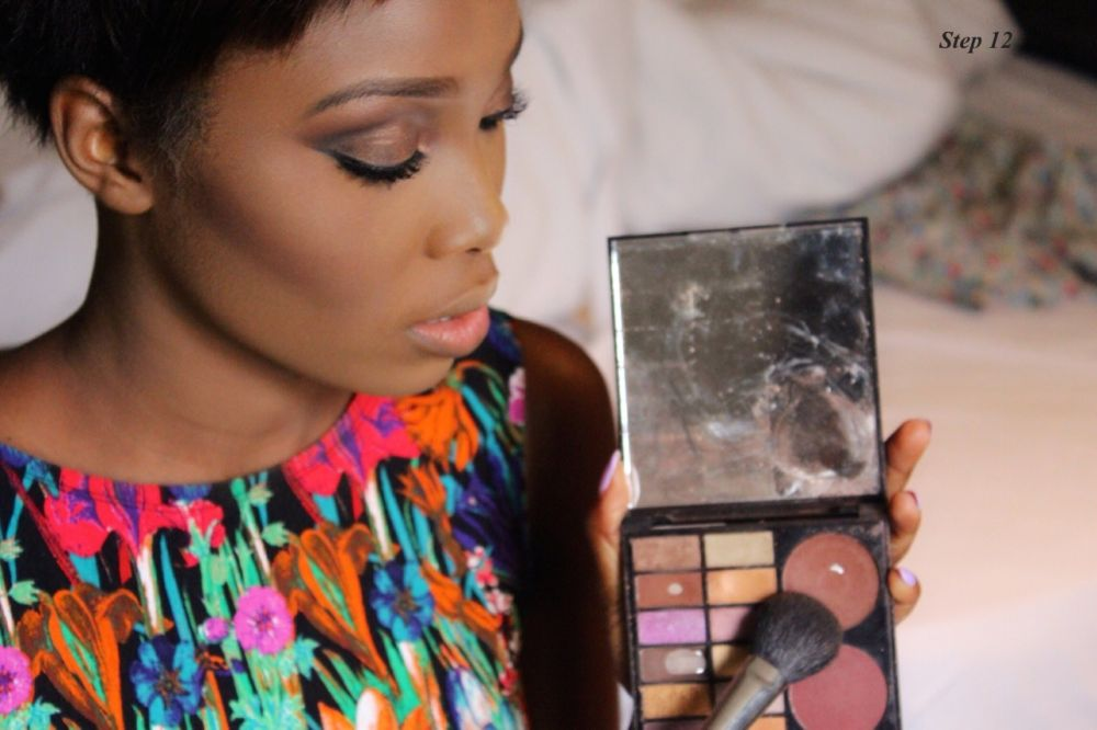 How to Contour & Highlight with Dodos Uvieghara of IAmDodos - Bellanaija - October2014010