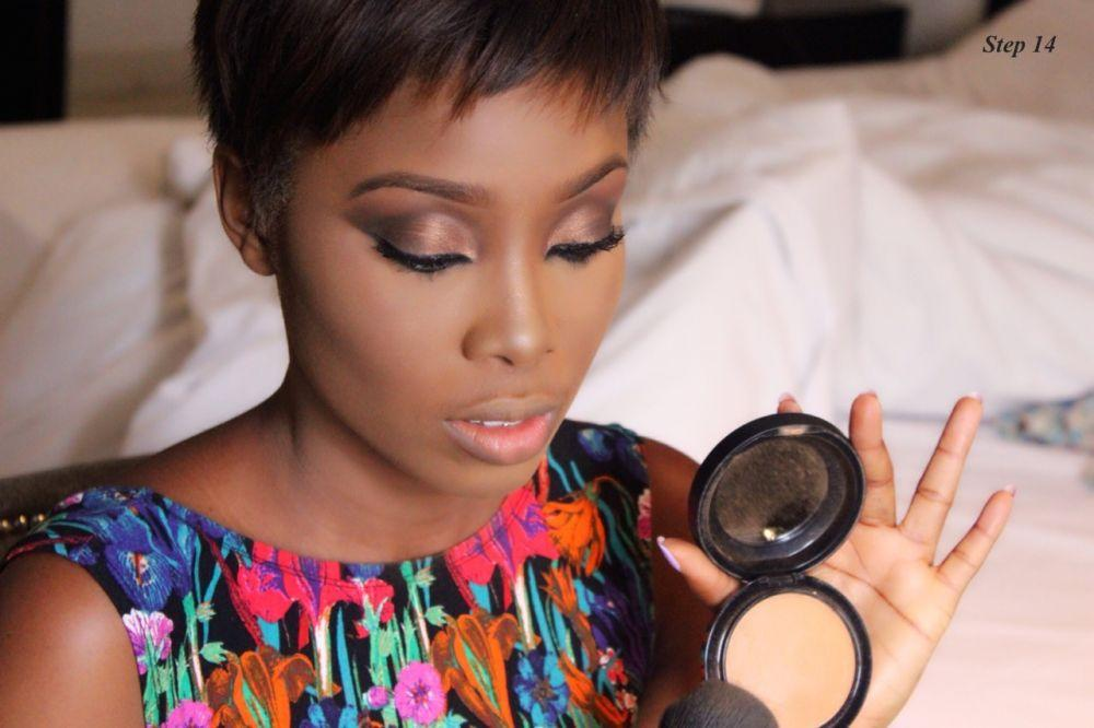 How to Contour & Highlight with Dodos Uvieghara of IAmDodos - Bellanaija - October2014012
