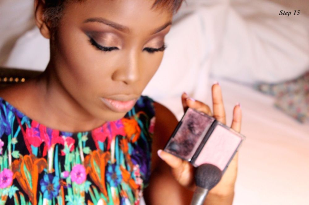 How to Contour & Highlight with Dodos Uvieghara of IAmDodos - Bellanaija - October2014013