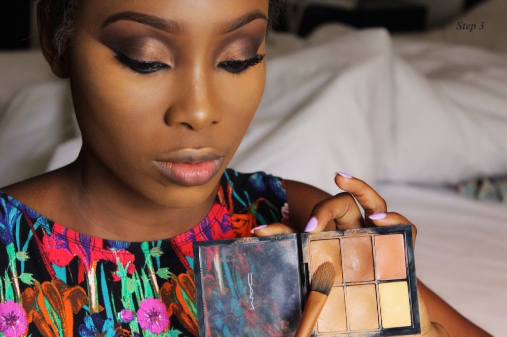 How to Contour & Highlight with Dodos Uvieghara of IAmDodos - Bellanaija - October2014018