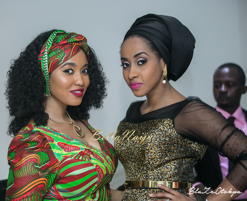 Hudayya Fashion House Launch | Abuja, Nigeria | September 2014 | 002.144A8533