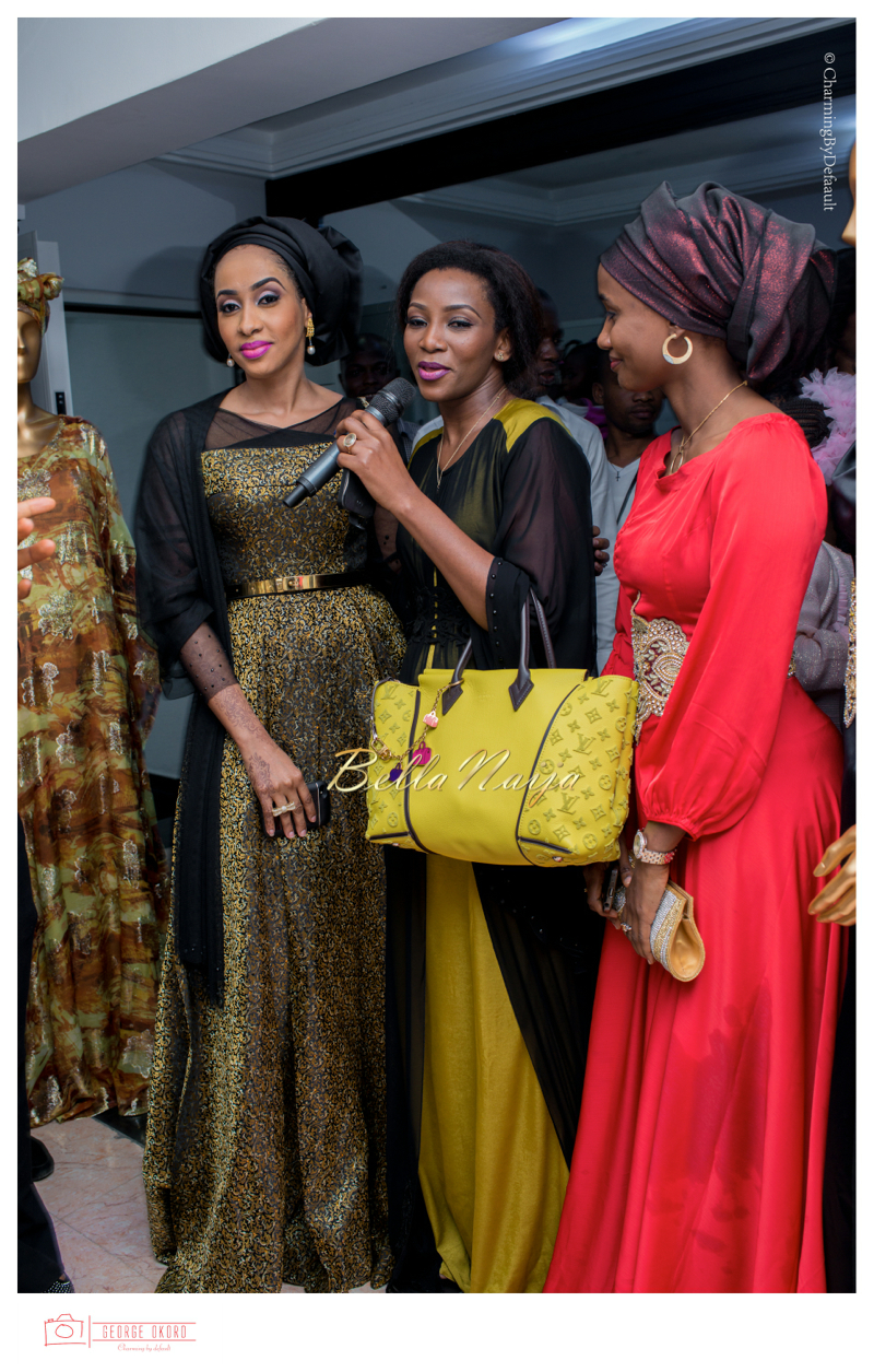 Hudayya Fashion House Launch | Abuja, Nigeria | September 2014 | 002.George Okoro-104