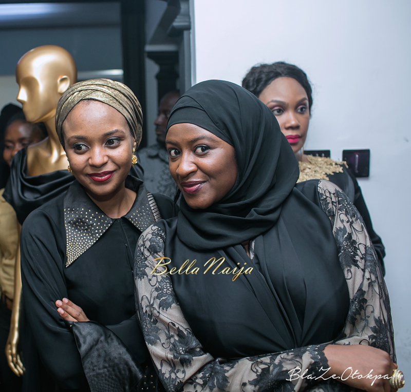 Hudayya Fashion House Launch | Abuja, Nigeria | September 2014 | 004.144A8572
