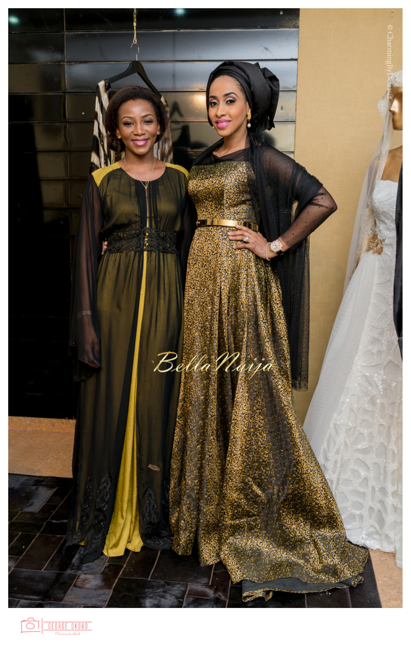 Hudayya Fashion House Launch | Abuja, Nigeria | September 2014 | 004.George Okoro-114