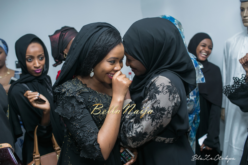 Hudayya Fashion House Launch | Abuja, Nigeria | September 2014 | 006.144A8627