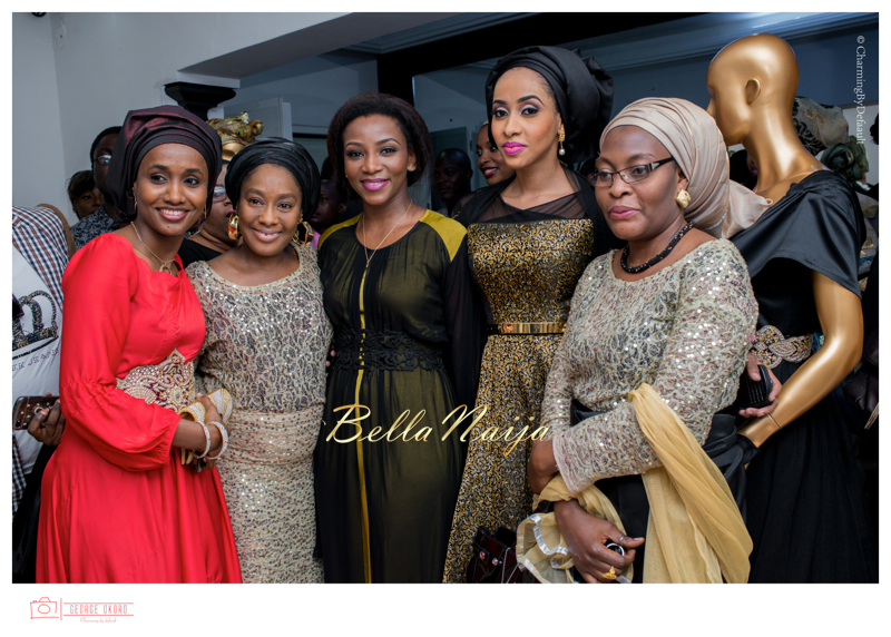 Hudayya Fashion House Launch | Abuja, Nigeria | September 2014 | 007.George Okoro-107