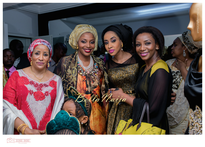 Hudayya Fashion House Launch | Abuja, Nigeria | September 2014 | 008.George Okoro-108