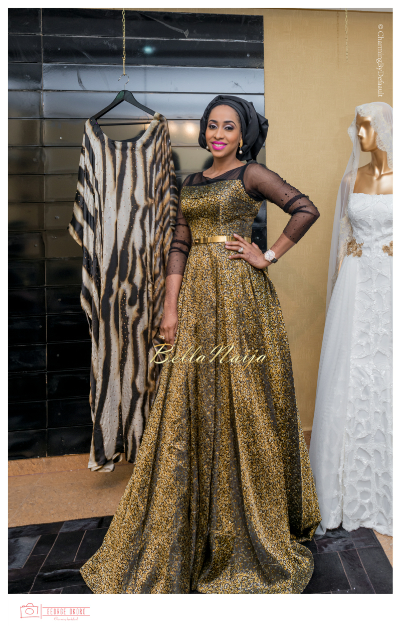 Hudayya Fashion House Launch | Abuja, Nigeria | September 2014 | 009.George Okoro-139