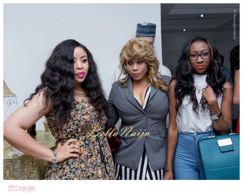 Hudayya Fashion House Launch | Abuja, Nigeria | September 2014 | 014.George Okoro-189