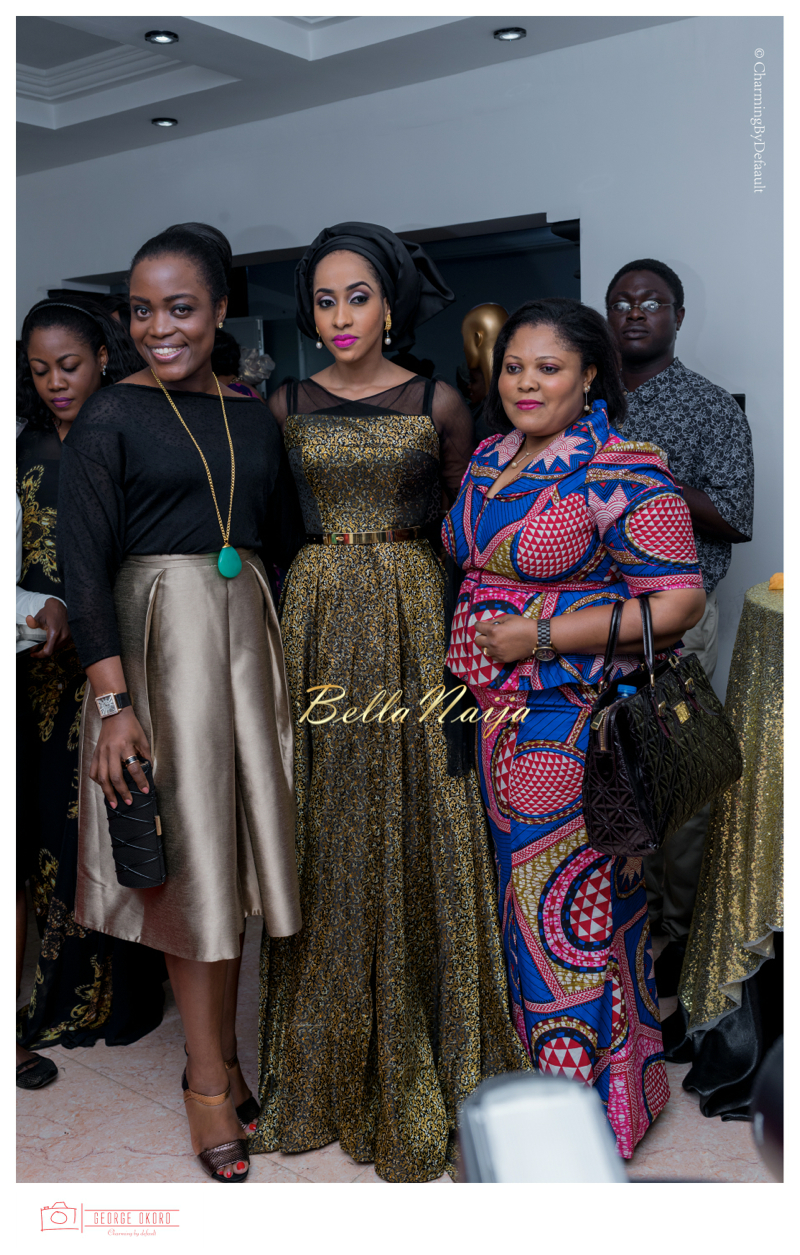 Hudayya Fashion House Launch | Abuja, Nigeria | September 2014 | 015.George Okoro-153
