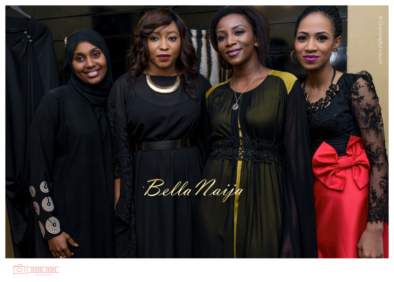 Hudayya Fashion House Launch | Abuja, Nigeria | September 2014 | 015.George Okoro-198