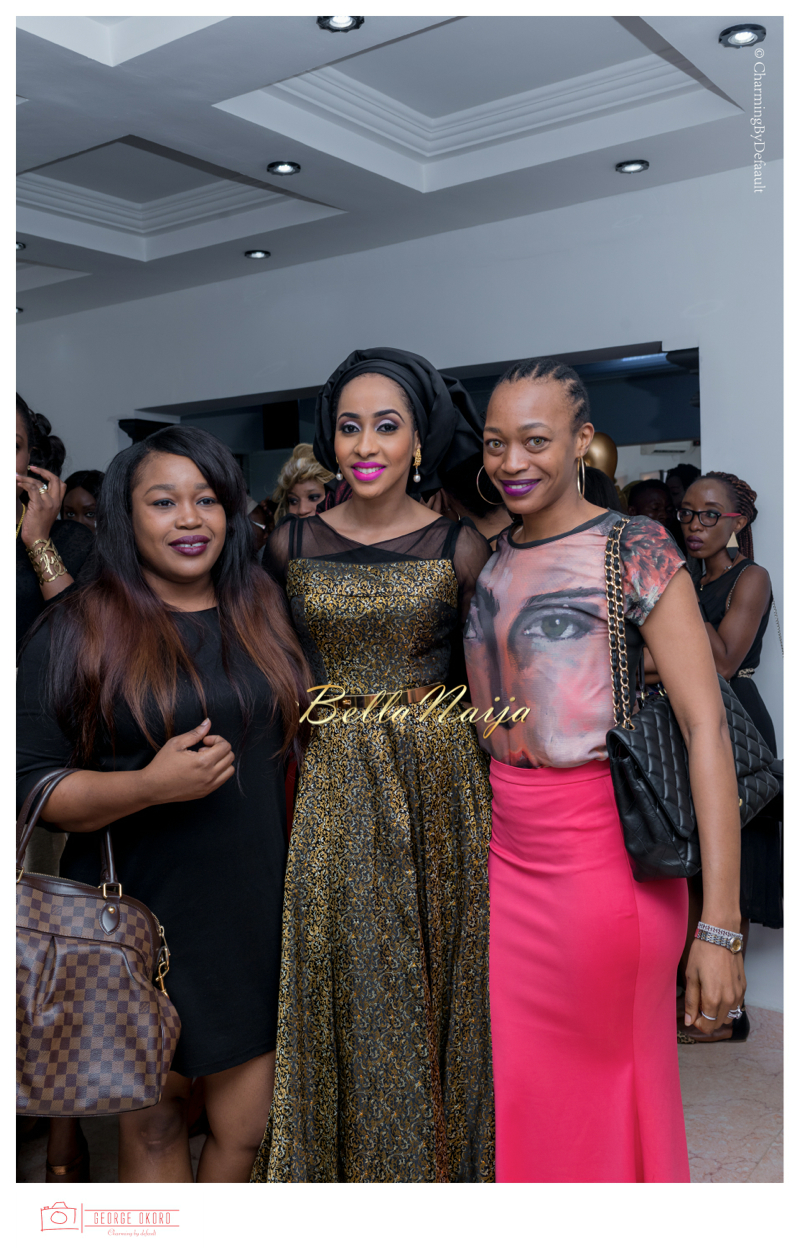 Hudayya Fashion House Launch | Abuja, Nigeria | September 2014 | 016.George Okoro-158